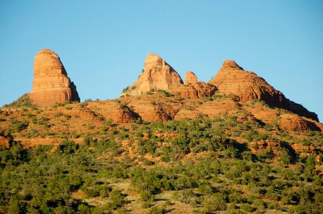 O paraíso geológico de Sedona