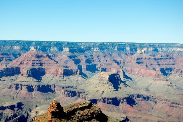 """O """"coração"""" do Grand Canyon"""