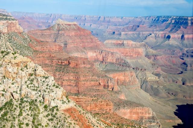 Fim de tarde no Grand Canyon
