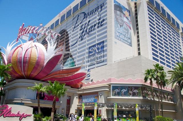 Flamingo - O primeiro grande hotel de Las Vegas