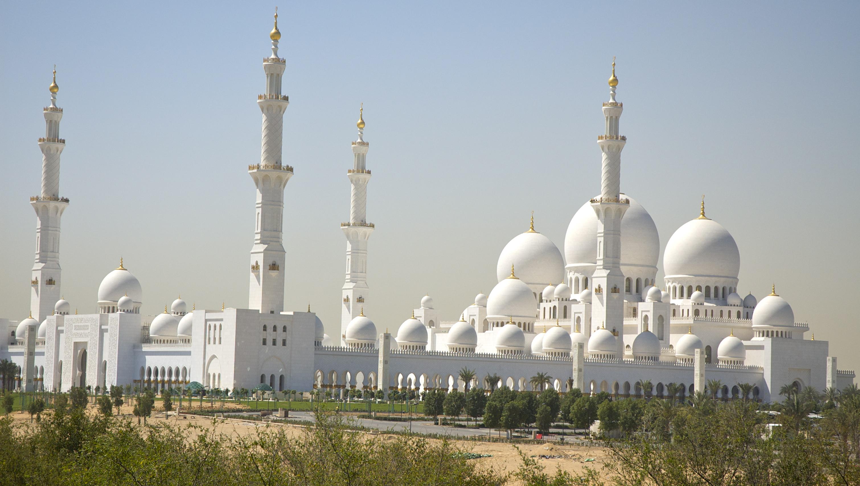 Abu Dhabi E A Grande Mesquita De M 193 Rmore Um Pouquinho De