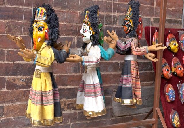 Artesanato em Bhaktapur