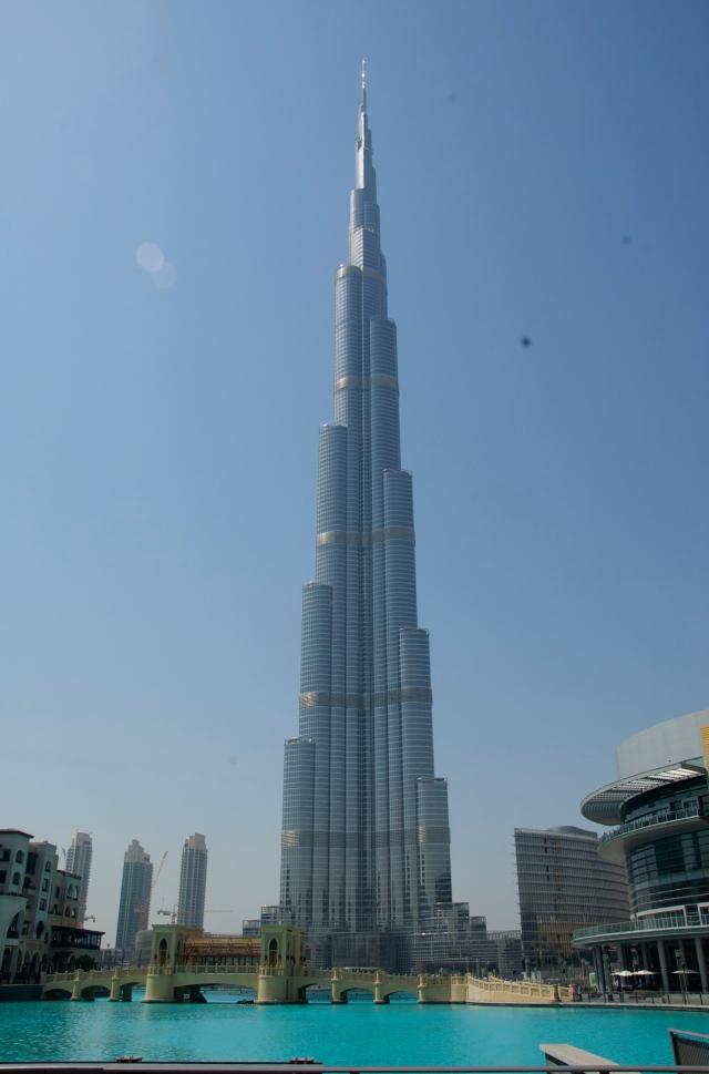 Burj Califa's. O predio mais alto do mundo.