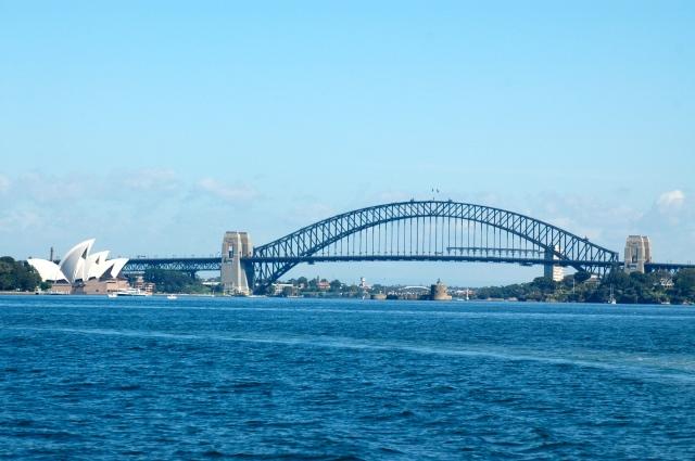 De volta a Sydney