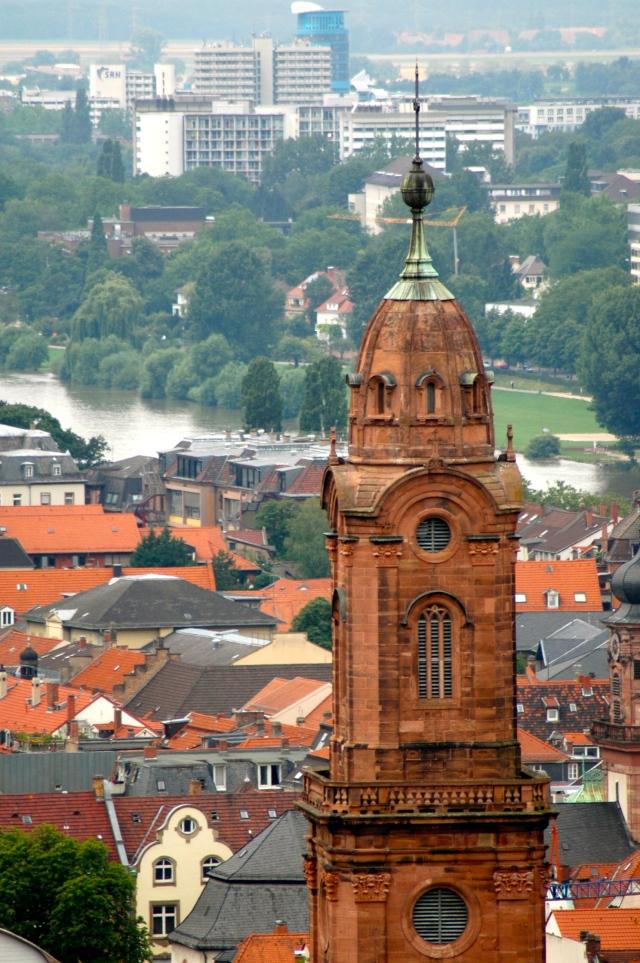 Torre da Igreja do Espírito Santo