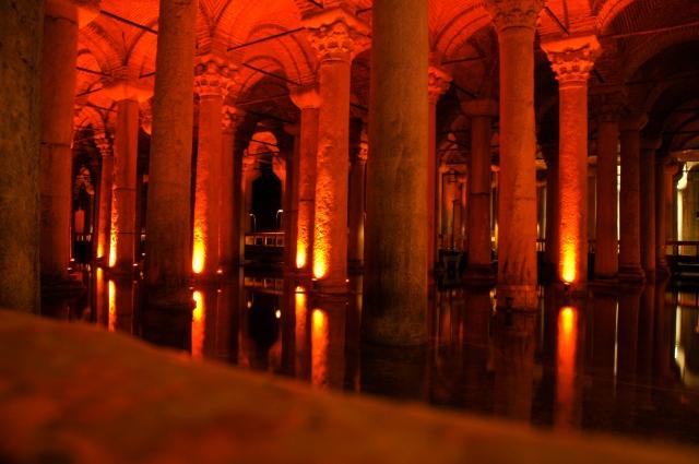 A Cisterna da Basílica