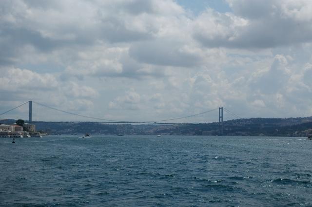 A Ponte do Bósforo