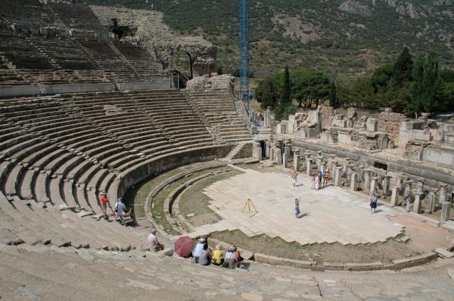 Teatro Romano de Éfeso