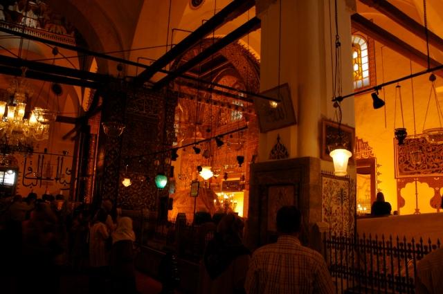 Konya - o centro de peregrinação dos sufistas