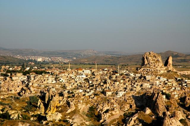 Cidades da Capadócia