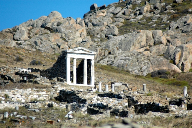 O Templo de Apolo