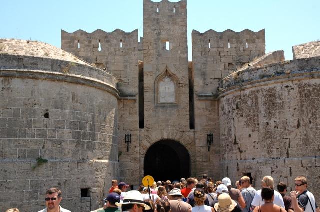 O Portão D'Amboise