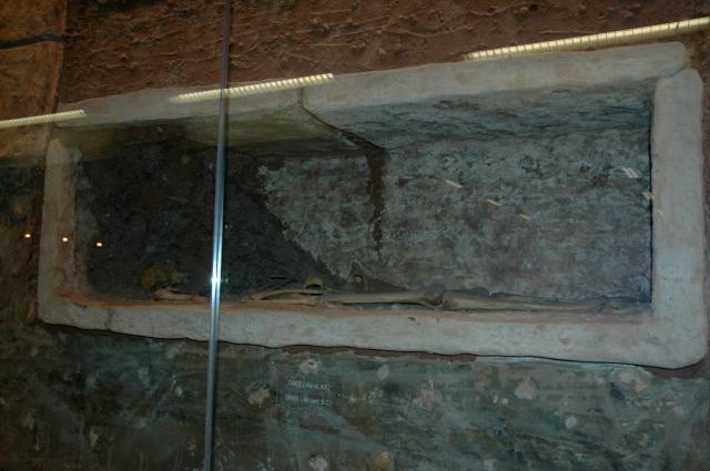 Achados arqueológicos nas obras do metrô de Atenas.