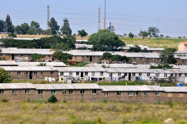 """As """"hostess house"""" do Soweto"""