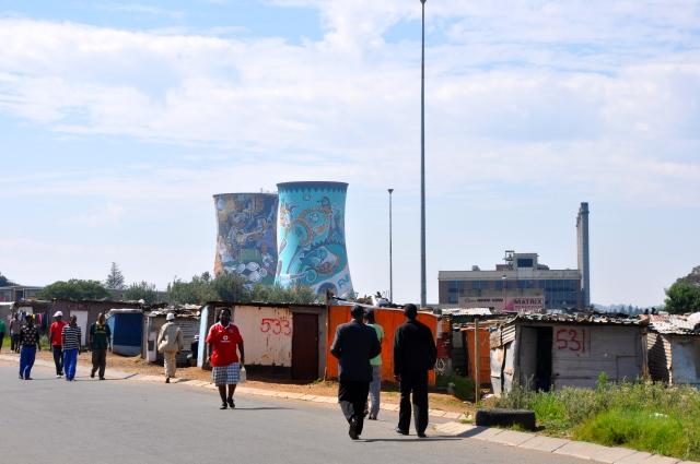 Soweto - Centro de resistência na luta contra o apartheid