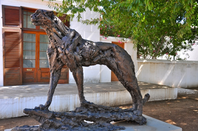 Galeria de arte em Stellenbosch
