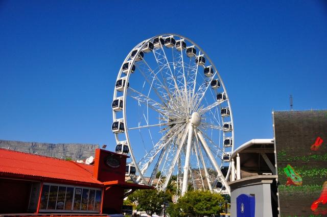 A Roda Gigante do V & A Waterfront
