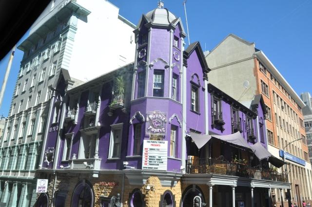 A influência inglesa na arquitetura de Cape Town