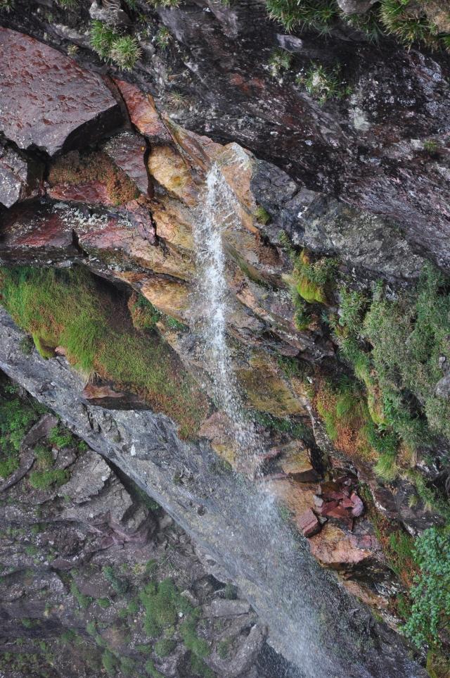 A Cachoeira Glass