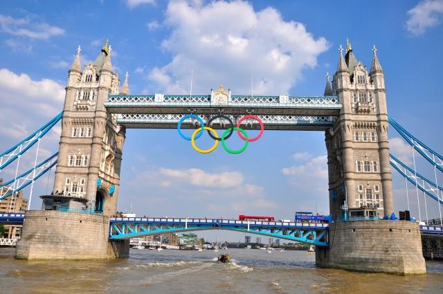 A Tower Bridge, um dos principais pontos turísticos de Londres