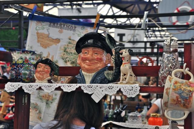 Detalhes do Greenwich Market