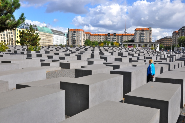 Memorial do Holocausto - Berlim