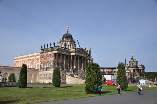 Potsdam - A cidade dos Palácios de verão.