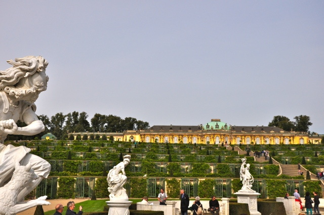 O Castelo Sanssouci
