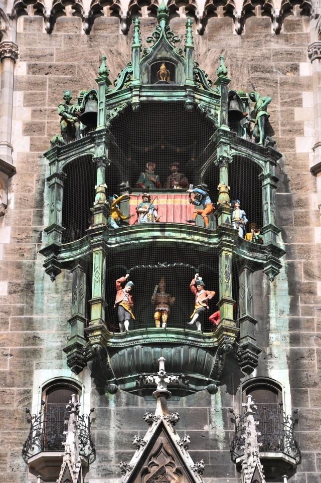 Detalhes da Torre do Relógio
