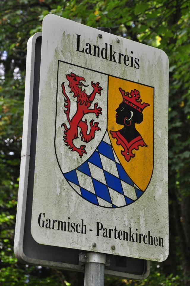 Brasão de Garmisch-Partenkirchen
