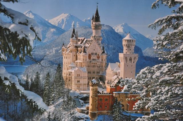 Neuschwastein - Castelo de Conto de Fadas