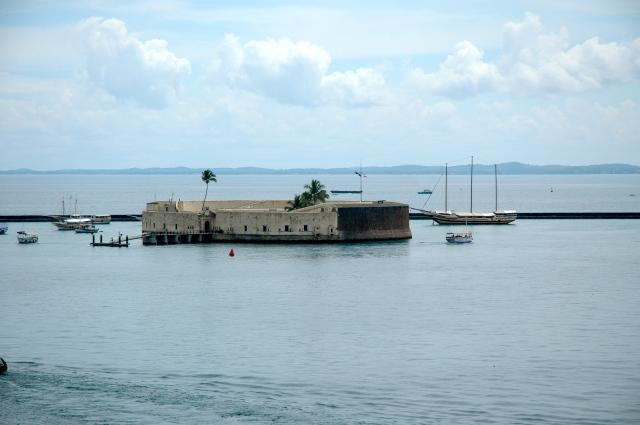 Forte De São Marcelo - Um patrimônio turístico raro.