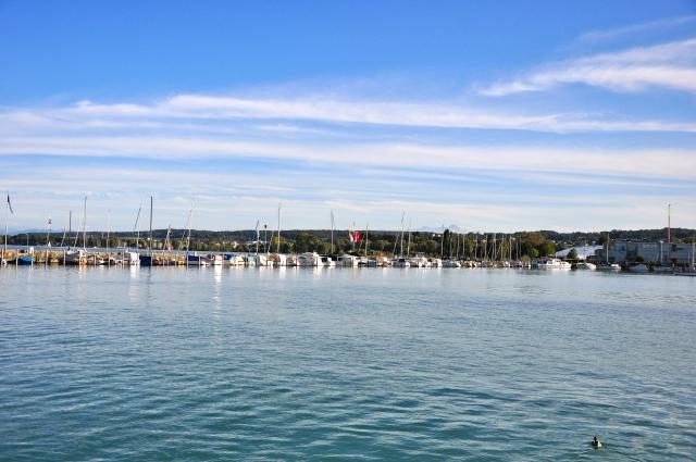 O Lago de Constança