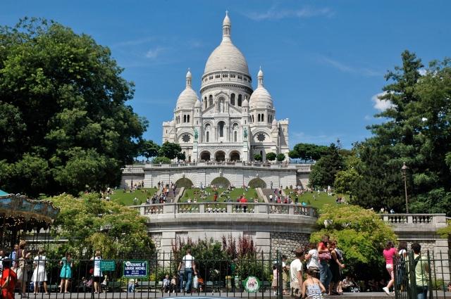 Igreja do Sacré Coeur - Paris