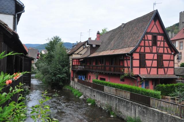 Casa típica de Kaiserberg