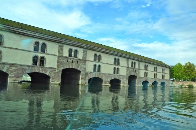 A Barage Vauban em Estrasburgo