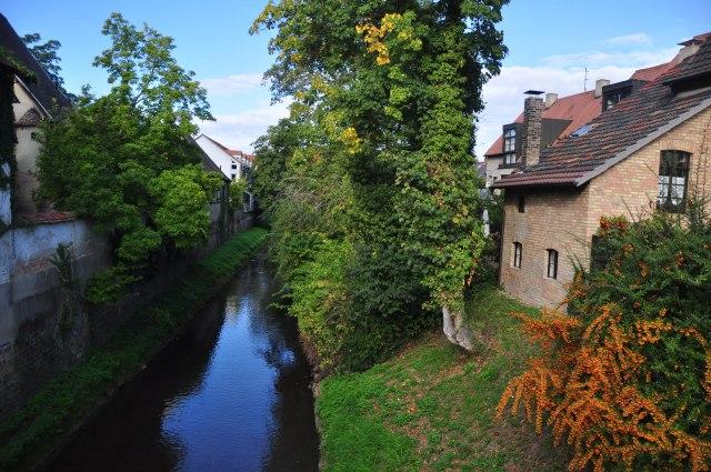 Detalhes das ruas de Speyer