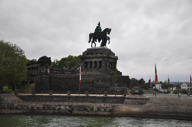 A Estátua do Imperador Guilherme I