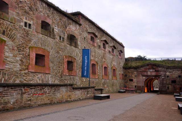 Detalhes da Fortaleza Ehrenbreistein