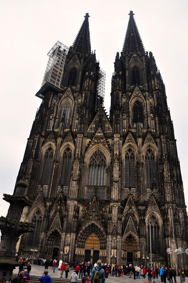 A fantástica Catedral de Colônia