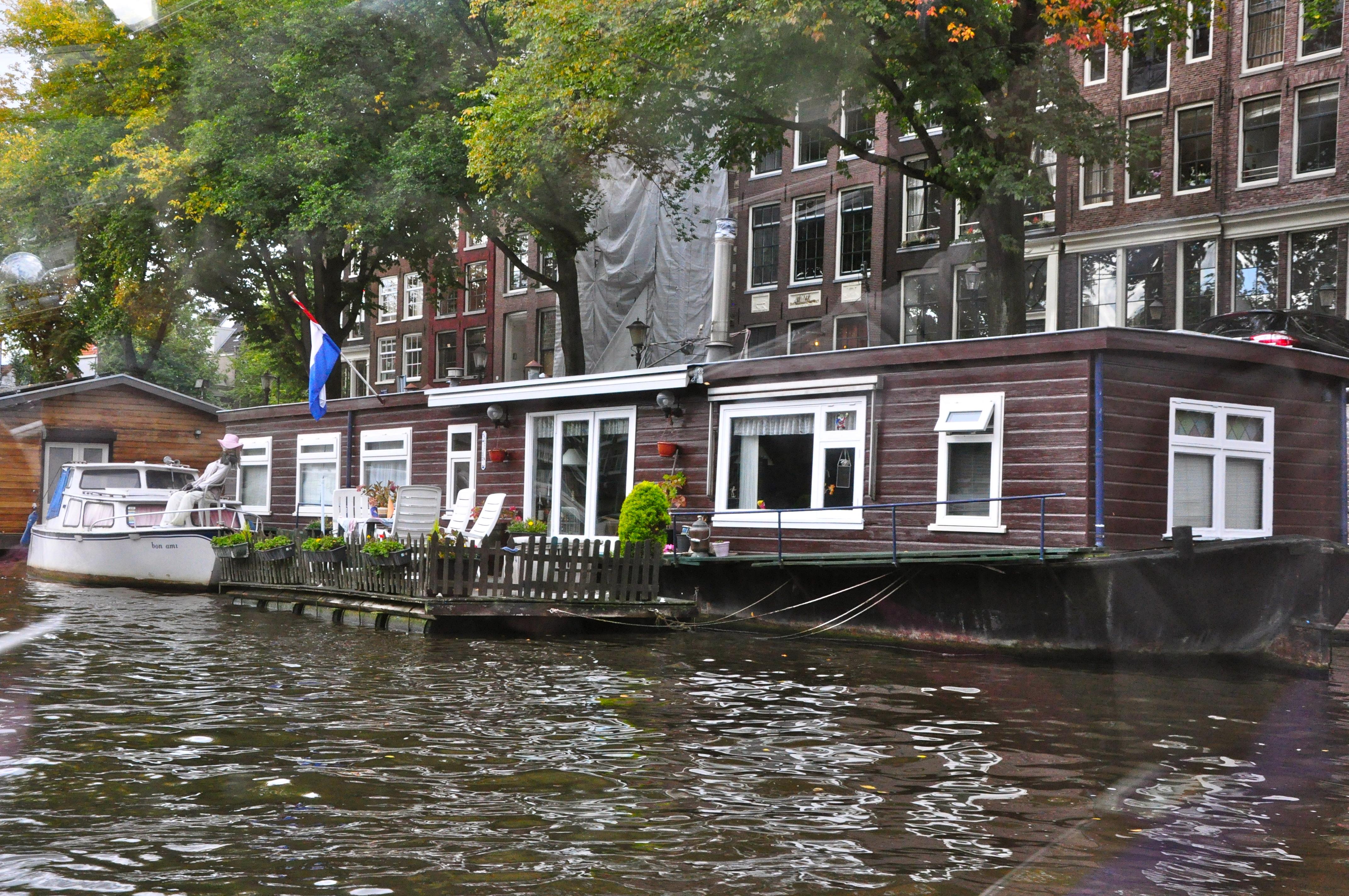 Amsterdam a veneza do norte um pouquinho de cada lugar for Casa amsterdam