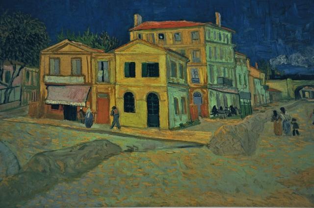 A Casa Amarela de Van Gogh