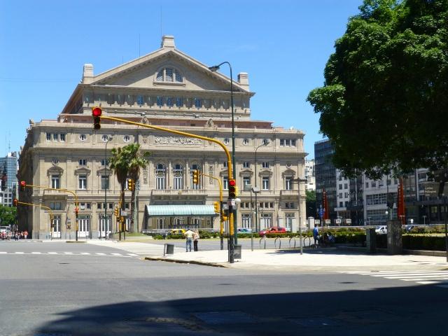 O Teatro Colón