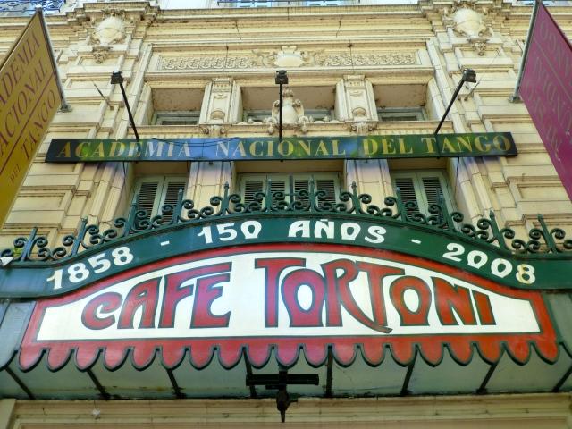O Café Tortoni