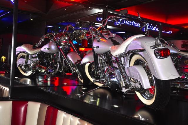 O Harley Motor Show