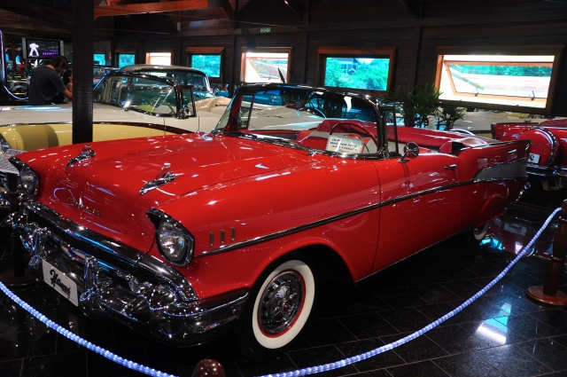 Carros no Hollywood Dream Car