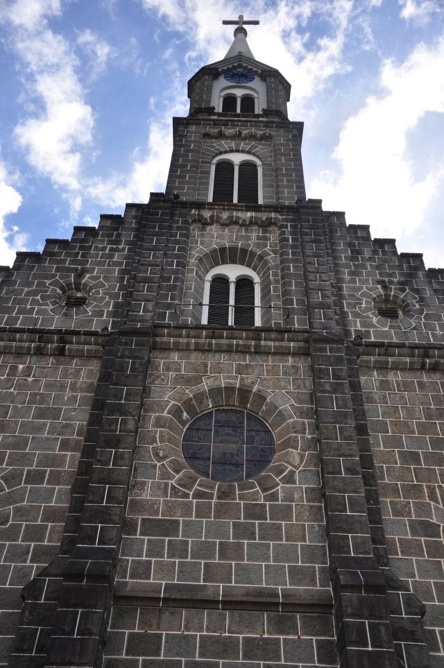 A catedral de Gramado.