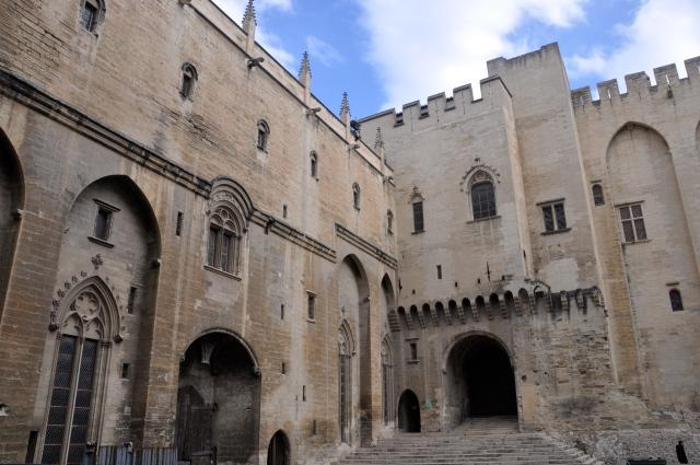 O interior do Palácio Velho