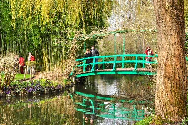 Os Jardins de Monet.