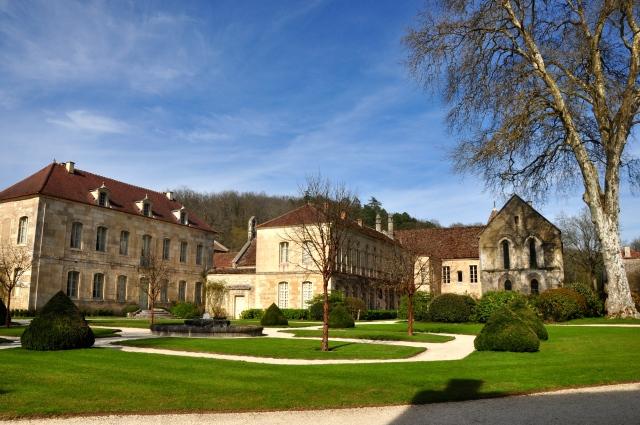 A Abadia de Fontenay